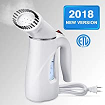 Homitt Handheld Fabric Steamer