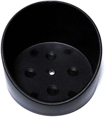 Visera protector para espejo circular de fotocelula de puertas automaticas de garaje y parking
