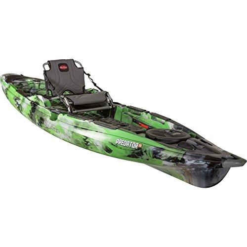Old Town Predator 13 Fishing Kayak (Lime Camo, 13 Feet 2 Inches)