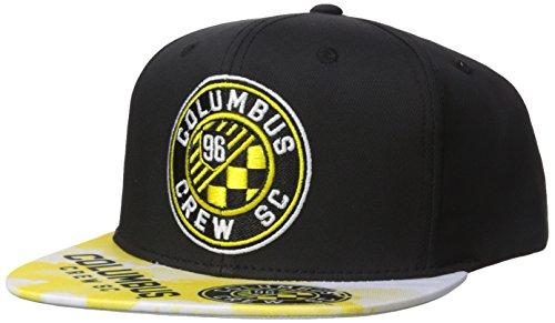 adidas Mens Sublimated Flat Brim Snapback Hat