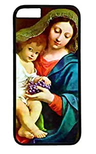 Baby Jesus PC Black Case for Masterpiece Limited Design Case Cover For Apple Iphone 6 Plus 5.5 Inch by Cases Mousepads