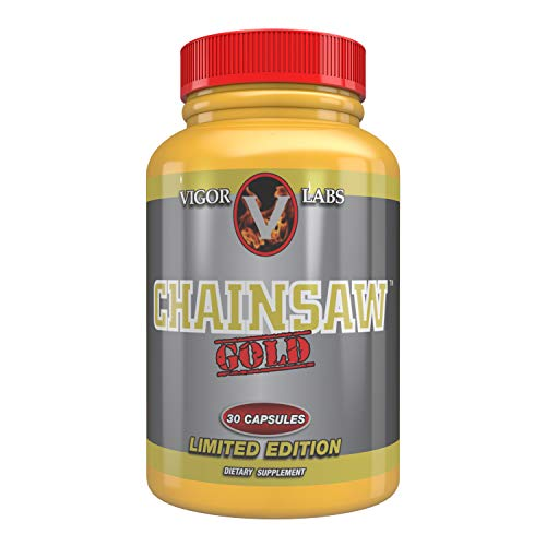 Chainsaw Limited Capsules Vigor Labs product image