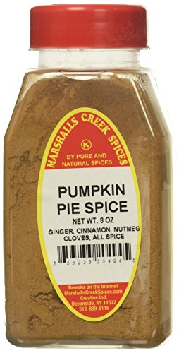 Marshalls Creek Kosher Spices PUMPKIN PIE SPICE 8 oz