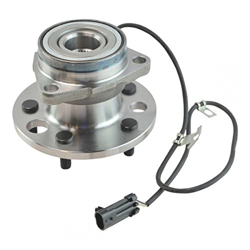 Front Wheel Hub & Bearing Assembly for 95-02 Chevy Astro Safari AWD