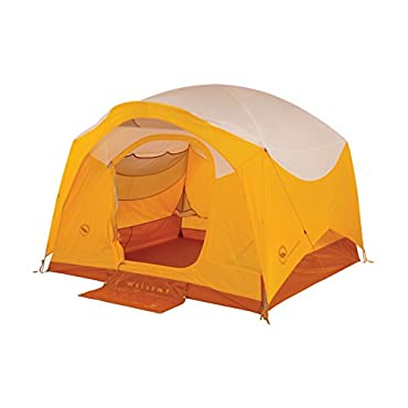 Big Agnes Big House Deluxe Tent, 4 Person