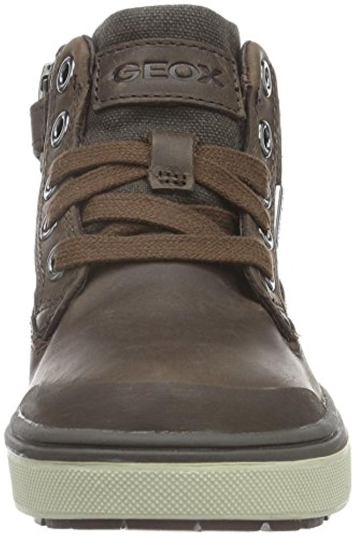 Geox Boys' J Mattias B Abx C Chukka Boots, Braun (BROWNC0013), 33 UK