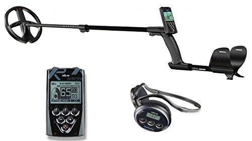 6. XP DEUS Wireless Metal Detector