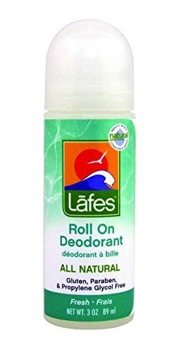 - LAFE'S NATURAL BODYCARE Lafe's Natural Hemp Roll-On Active 3 OZ