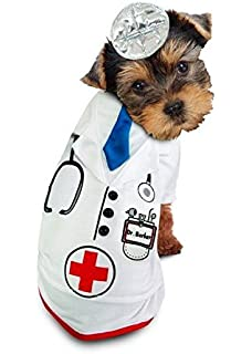 medical doctor barker dog costume dress your pup like your favorite 4