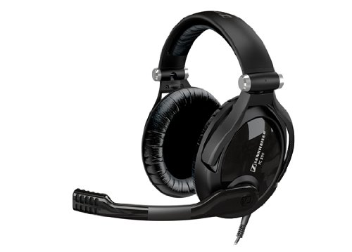 Sennheiser  PC 350 Collapsible Gaming Headset with Vol Control & Microphone Mute (Collapsible Sennheiser)