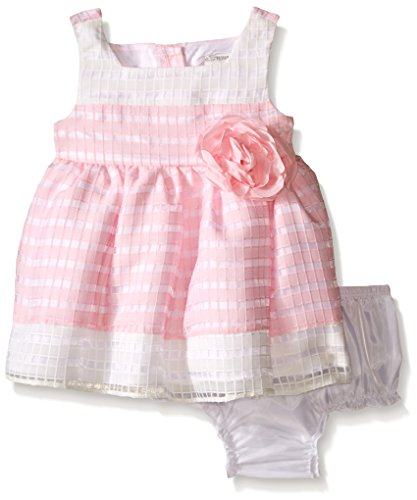 Sweet Heart Rose Striped Organza product image