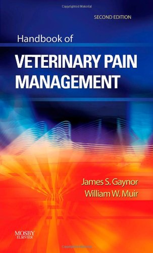 Handbook of Veterinary Pain Management, 2e