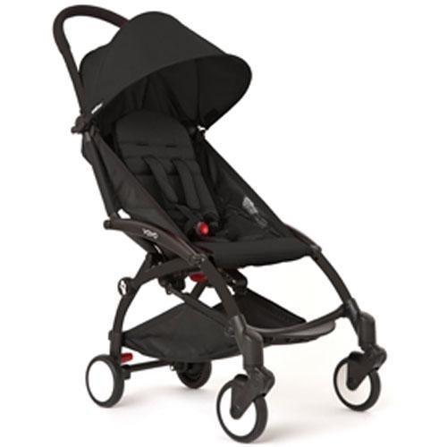 Babyzen YOYO Stroller - Black - Black by Baby Zen