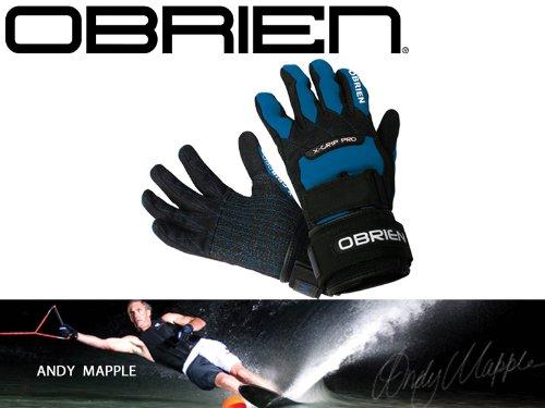 【ウェイク水上スキー兼用グローブ手袋 XXL】 OBRIEN(オブライエン) Xグリッププロ B017YV3FLS B017YV3FLS XXL, サイクルネットワーク:453cd296 --- ijpba.info