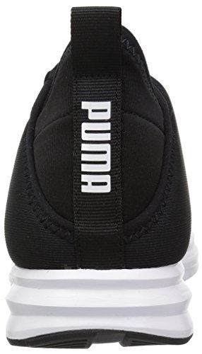 Puma Donna Enzo Nf Mid Wn Sneaker Puma Nero-quarry-puma Bianco