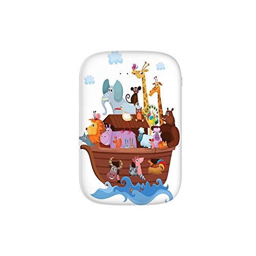 Amazon com: Happy Animals in The Ark Clipart Religion Themes Waves