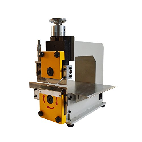 Separating Machine V Cut Groove Pcb Separating Separator Cutting Machine 110V