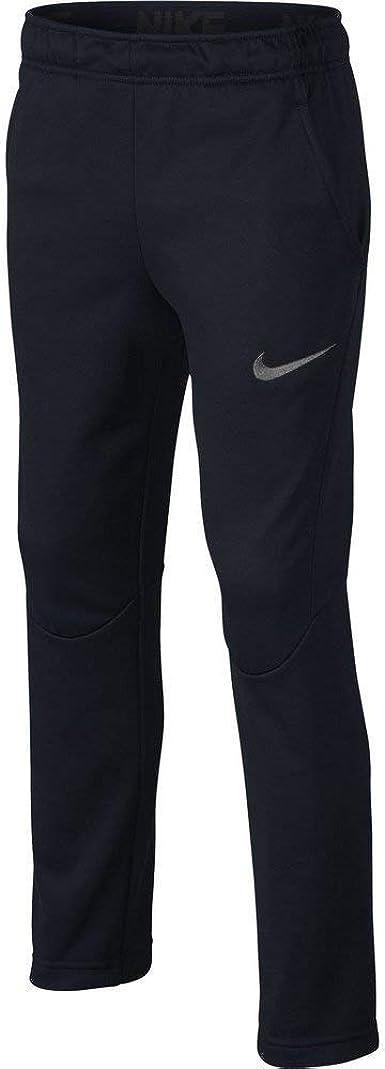 Amazon Com Nike Pantalones Termicos Con Dobladillo Abierto Para Nino Multi Color L Clothing