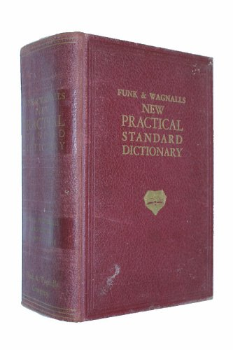 Funk & Wagnalls New Practical Standard Dictionary
