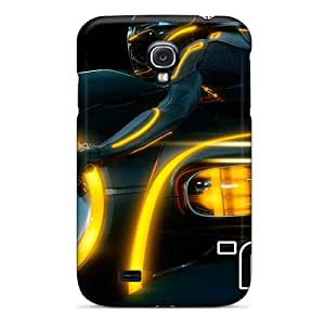 VPZNhdT1115NXRec 2010 Tron Legacy 2 Awesome High Quality Galaxy S4 Case Skin