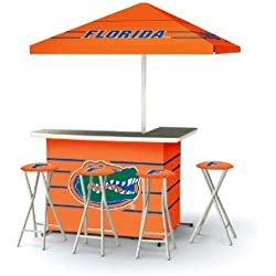 Best of Times Collegiate Patio Bar and Tailgating Center Deluxe Package- University of Florida
