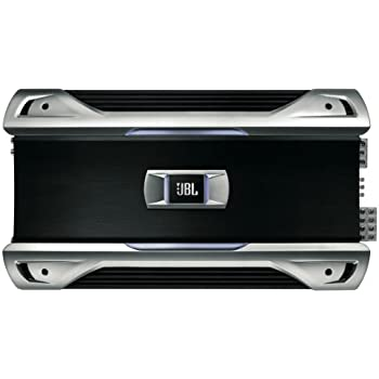 JBL GTO1004 600 Watts 4-Channel Full-Range Amplifier