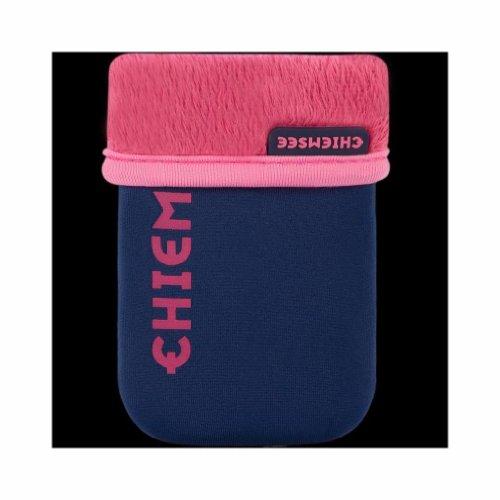 Chiemsee 04064 MERIBEL Pink/Blau Case für Apple iPhone 5 / 5S / 5C