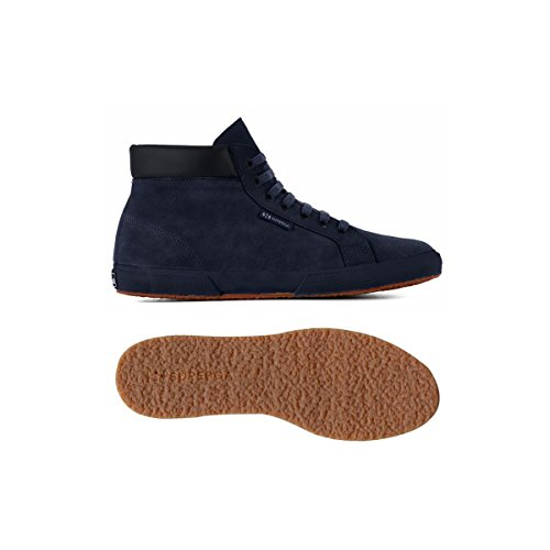 Superga 2204-Suem, Sneaker, Uomo FULL BLUE