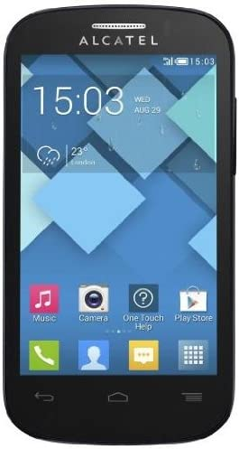 Alcatel One Touch Pop C3 - Smartphone Libre Android (Pantalla 4 ...