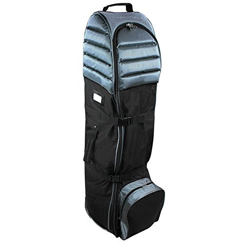Oversize Golf Bag - ProActive Sports Tee To Tarmac Protective Durable Rolling Golf Bag Travel Cover