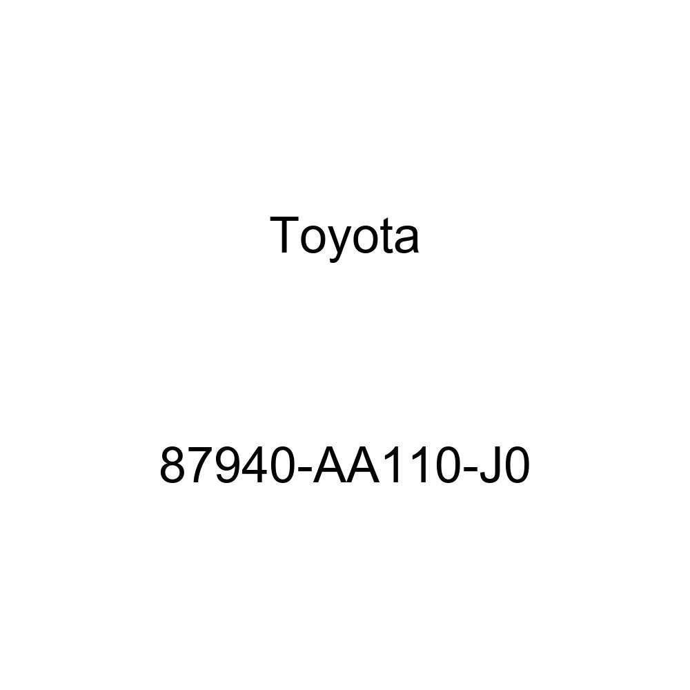 Genuine Toyota 87940-AA110-J0 Rear View Mirror Assembly