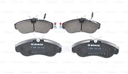 Bosch BP014 Plaquettes de frein