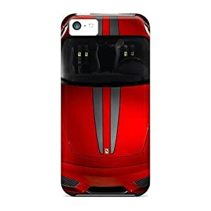 TYHde Iphone 6 plus 5.5 Cases Covers Skin : Premium High Quality Ferrari F430 Scuderia 7 Cases ending