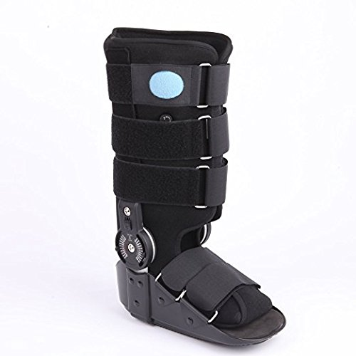 YK Care® Medical Charcot Walker Fracture Boot Achilles Tendon Ankle Leg Fracture Fixation Brace Boots to Protect Ankle with Fixed Orthotics Joint Fitted Brace Ankle Support Fixed Shoes by YK Care (Image #2)