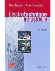 Electrotechnique Industrielle 3e Ed.