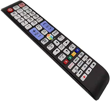 Samsung - Mando a Distancia Universal para Samsung LCD LED 3D HDTV Smart TV: Amazon.es: Electrónica