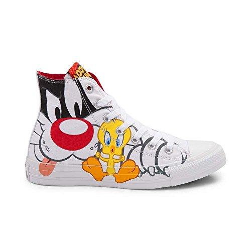 Édition Limitée Chuck Converse Taylor Tout Étoiles Looney Tunes Sneaker Looney Tunes 9470