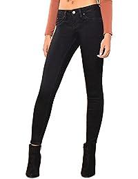 Wannabettabutt Luxe Denim Jegging Jeans, Black