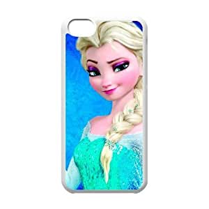 iphone5c phone case White Frozen PGD4503057