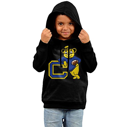 Fashion Hoodies For Baby Boys And Girls Cal Bear Logo Football Sweatshirts