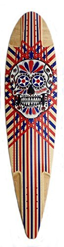 Natural Pintail Longboard 40