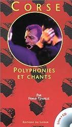 Corse : Polyphonies et Chants corses (1 livre + 1 CD audio)