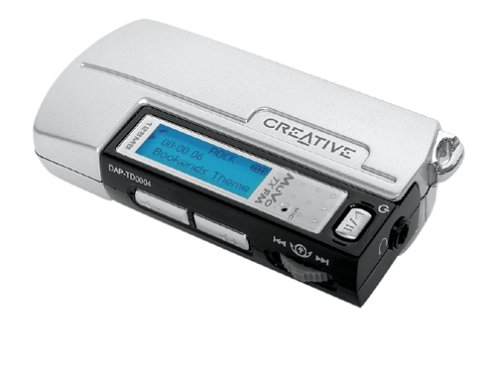 - Creative MuVo TX FM 128 MB MP3 Player