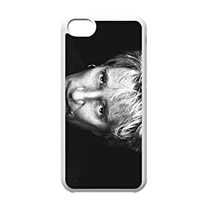 Rod-Stewart iPhone 5c Cell Phone Case White Kotyn
