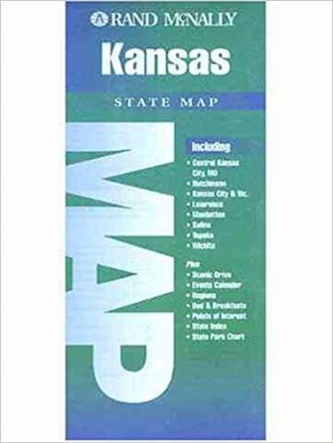 Kansas State Map By Rand Mcnally on map of all georgia cities, map of colorado and nebraska borders, map of indiana area, map tilden nebraska, map of montana, map of eastern wyoming,