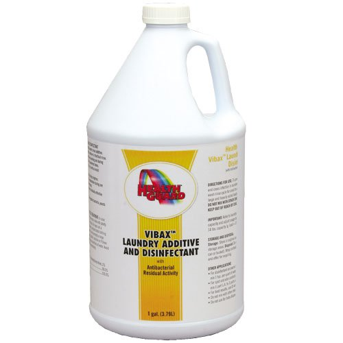 Health Guard Laundry Additive & Disinfectant gallon