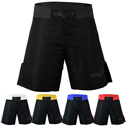 MAX5 MMA BJJ Mixed Martial Arts Shorts Cross Training Muay Thai Workout Shorts