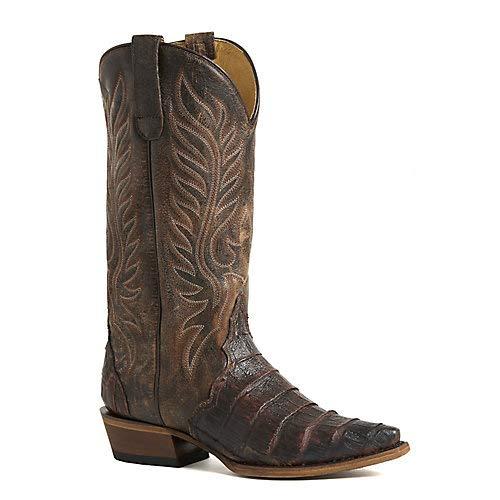 Roper Ladies Trudy Triad Snip Toe Cog Boots 9