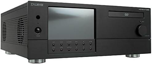 Zalman HD160XT Plus Escritorio Plata - Caja de Ordenador (Escritorio, PC, Aluminio, ATX, Plata, 435 mm): Amazon.es ...