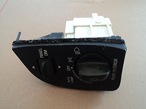 FORD VAN OEM HEADLIGHT DIMMER SWITCH INTERIOR BUTTON UNIT PANEL